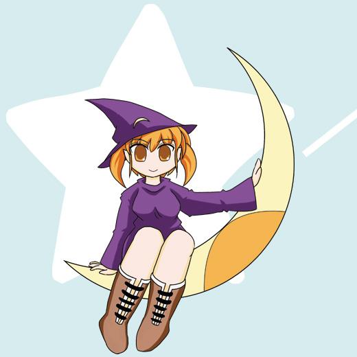 See Moon マスコット