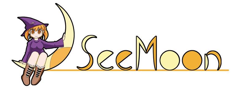 See Moon サークルロゴ